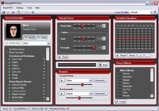 MorphVOX Pro 4.4.71 Cracked