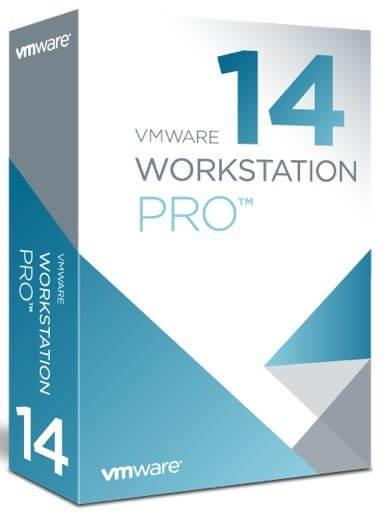 VMware Workstation Pro 14.1.1 Crack