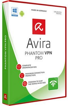 Avira Free Phantom VPN 2.12.7.22015 Crack