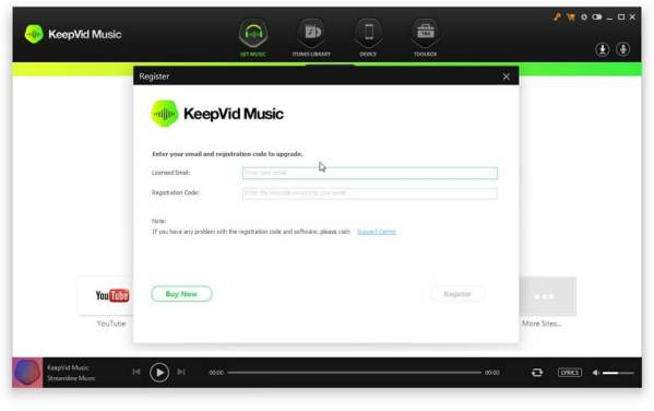 KeepVid Music 8.2.6.2 Crack