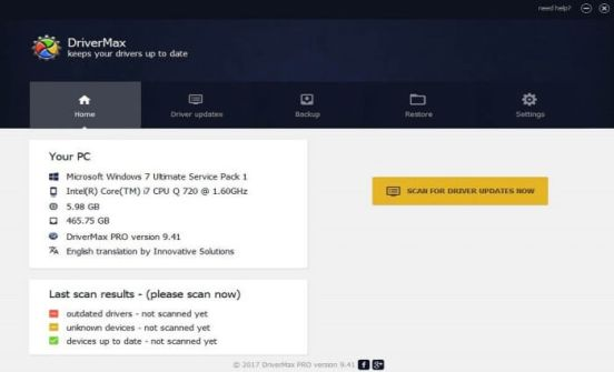 DriverMax Pro 9.43.0.280 Crack