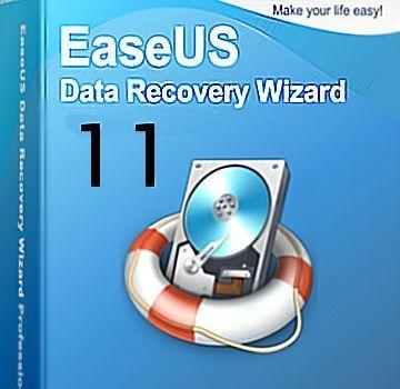 EASEUS Data Recovery Wizard 11.9.0 Crack