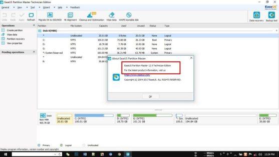 easeus partition master 11.9 license key