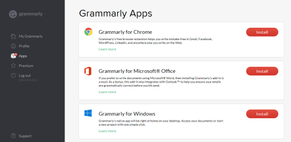 Grammarly for Chrome 14.831.1512 Crack