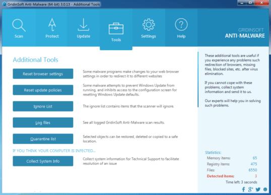 GridinSoft Anti-Malware 3.2.33 Crack