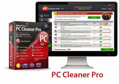 PC Cleaner Pro 2018 Crack