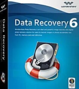 Wondershare Data Recovery 6.6.1 Crack