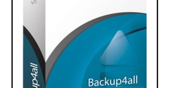 Backup4all Professional 7.2.349 Crack