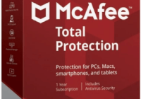 McAfee Total Protection 2018 Crack