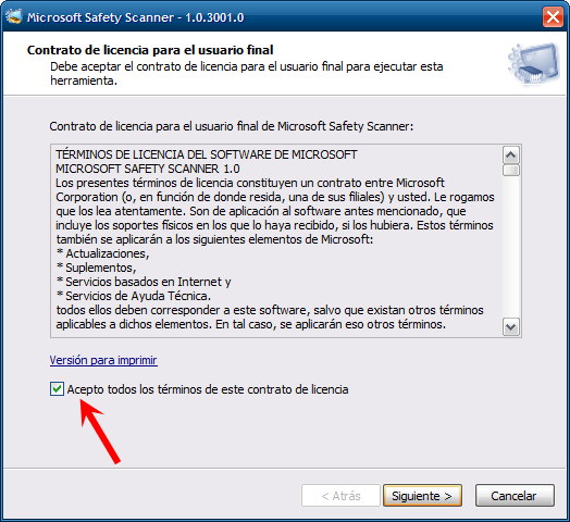 Microsoft Safety Scanner 1.0.3001.0 Crack