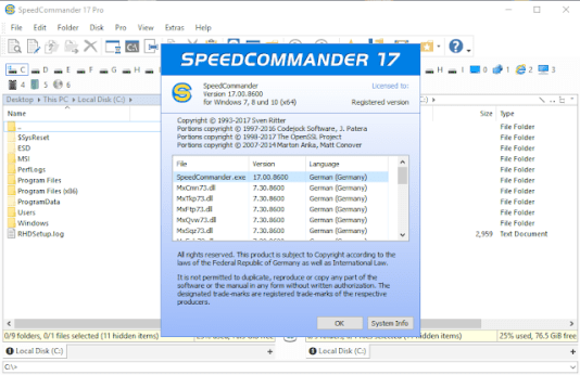 SpeedCommander 17.40.9000 Crack