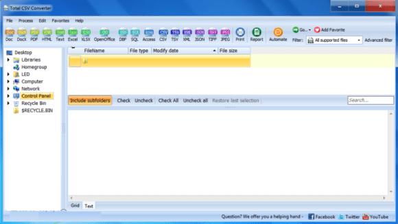 Total CSV Converter 3.1.1.181 Crack