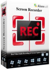 Aiseesoft Screen Recorder 2.0.8 Crack