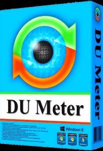 DU Meter 7.22 Build 4764 Crack