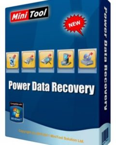 MiniTool Power Data Recovery 8.0 Crack