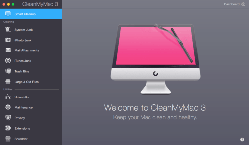 CleanMyMac 3.9.9 Crack