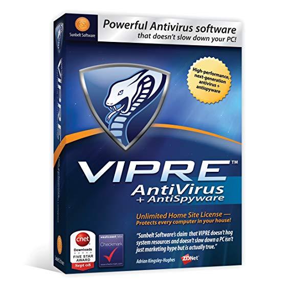 VIPRE Antivirus 2018 Crack