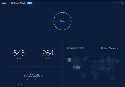 HotSpot Shield VPN Elite 7.12.1 Crack