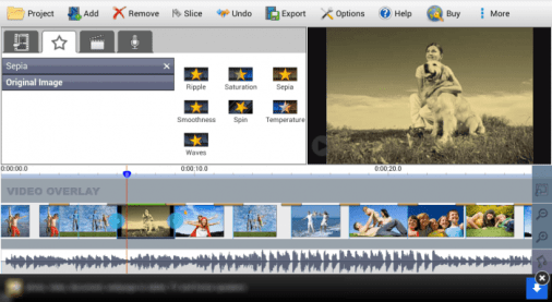 VideoPad Video Editor 6.22 Crack