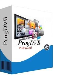 ProgDVB Pro 7.26.5 Crack