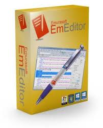 EmEditor Professional 18.7.1 Crack
