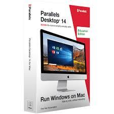 Parallels Desktop 14.1.3.45485 Crack