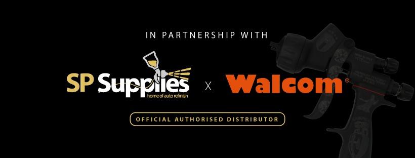 SP Supplies & Walcom UK Online Exclusive Distributors
