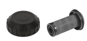 SATA Air Vision 5000 Activated Charcoal Filter WITH End Caps