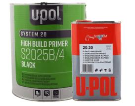 S2025 BLACK Primer Kit 5Litre