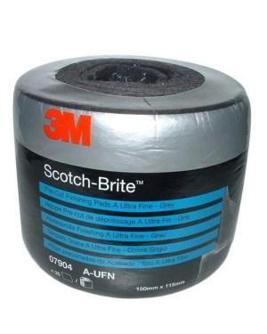 3M Scotch-Brite™ Hand Pad Pre-Cut on a Rol
