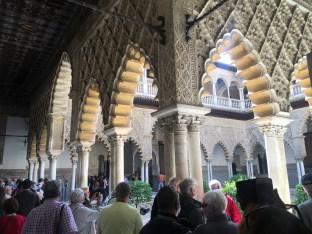 Reales Alcázares.