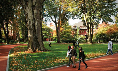 The Campus Seattle Pacific University