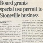Stoneville copy