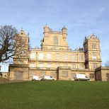 Wollaton Hall west view