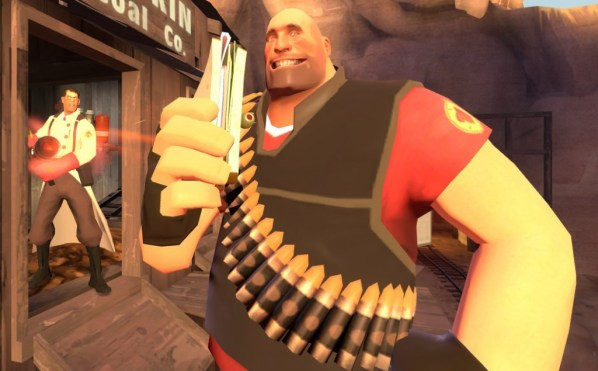 i ought to write something about the heavy weapons guy the