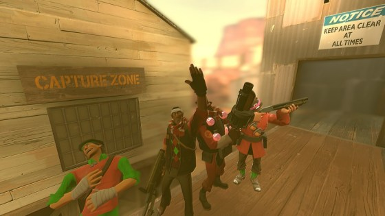 Stay tuned for a fresh new take on competitive Team Fortress 2! Picture by Gen. DeGroot.
