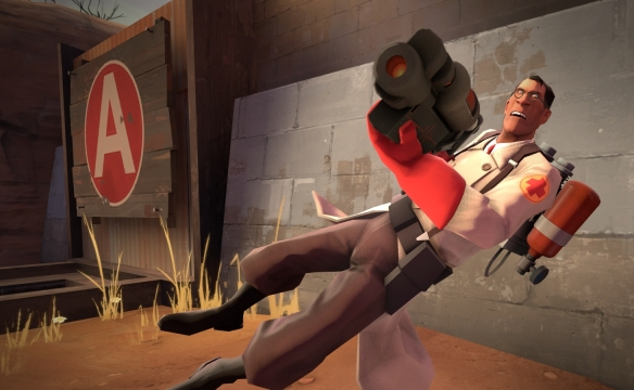 """Picture from TF2 Tightrope's """"Weekly Crit #1"""""""
