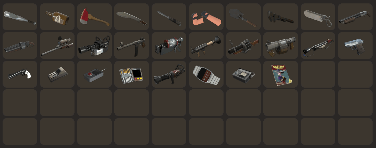 TF2 receives first new Normal Quality item since 2007 - The Daily SPUF