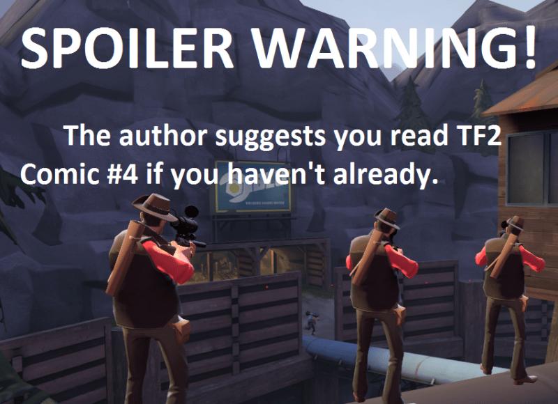 Spoiler warning (1)