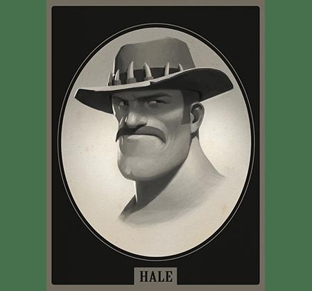 The Mann, The Mythh, The Legendd.   Official Valve Image
