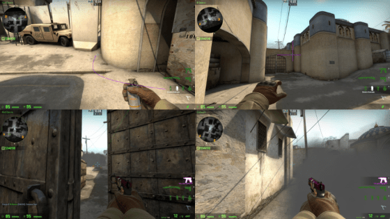 Pink stuff with Pink weaponry. The CZ is still unreliable 50% of the time.