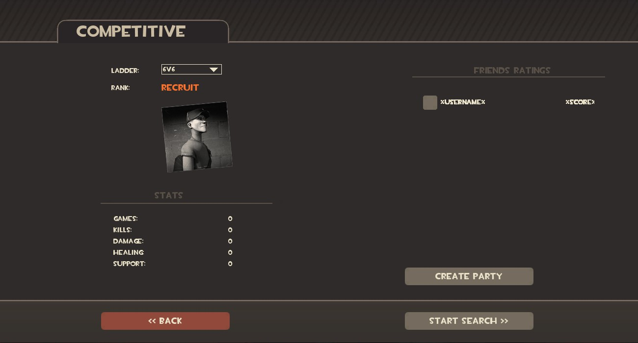 Matchmaking tf2 command