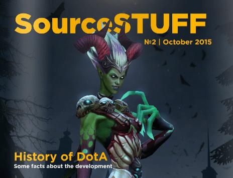 SourceSTUFF, a new magazine