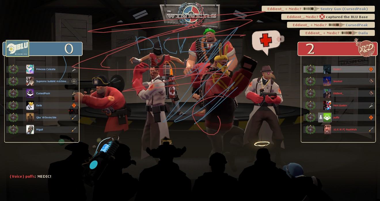 TF2 competitieve matchmaking