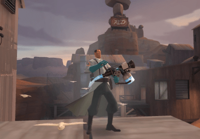 I love playing as the Vacc medic nowadays, next to being a luckhuntsman or sentry-destroying pyro.