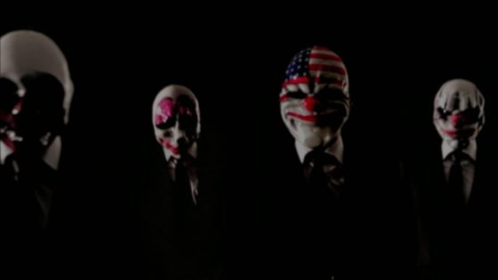 Payday: The Heist has a super cool intro video.