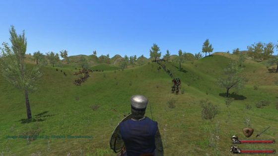 And THIS is what later battles may look like.