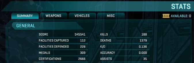 planetside ouch