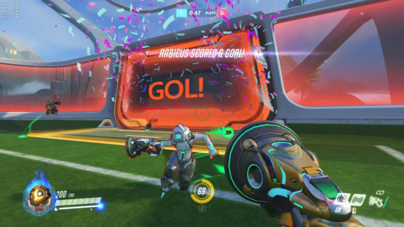 And last but not least, make it possible to setup custom games with the more unique brawls like Lucioball and Junkenstein's Revenge!