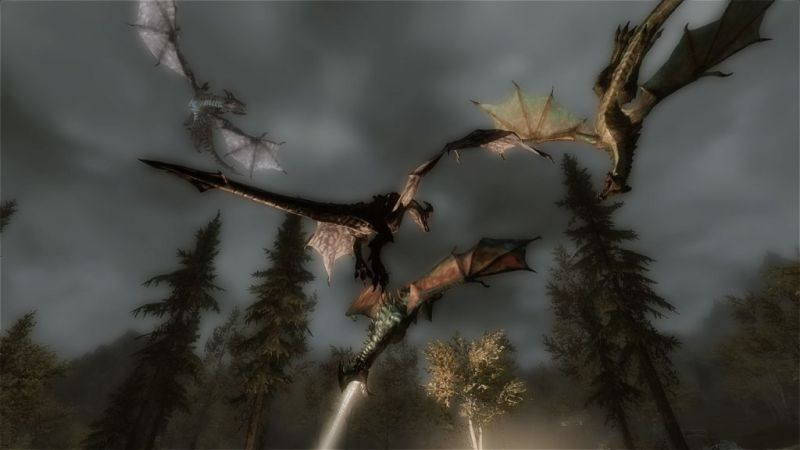 It's also quite amusing getting my dragons to fight other dragons. Epic dragon battles while you watch!